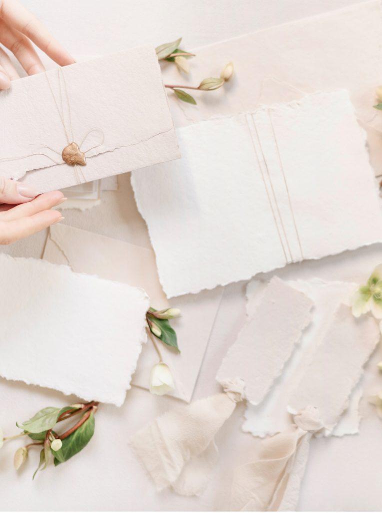 Wedding envelopes